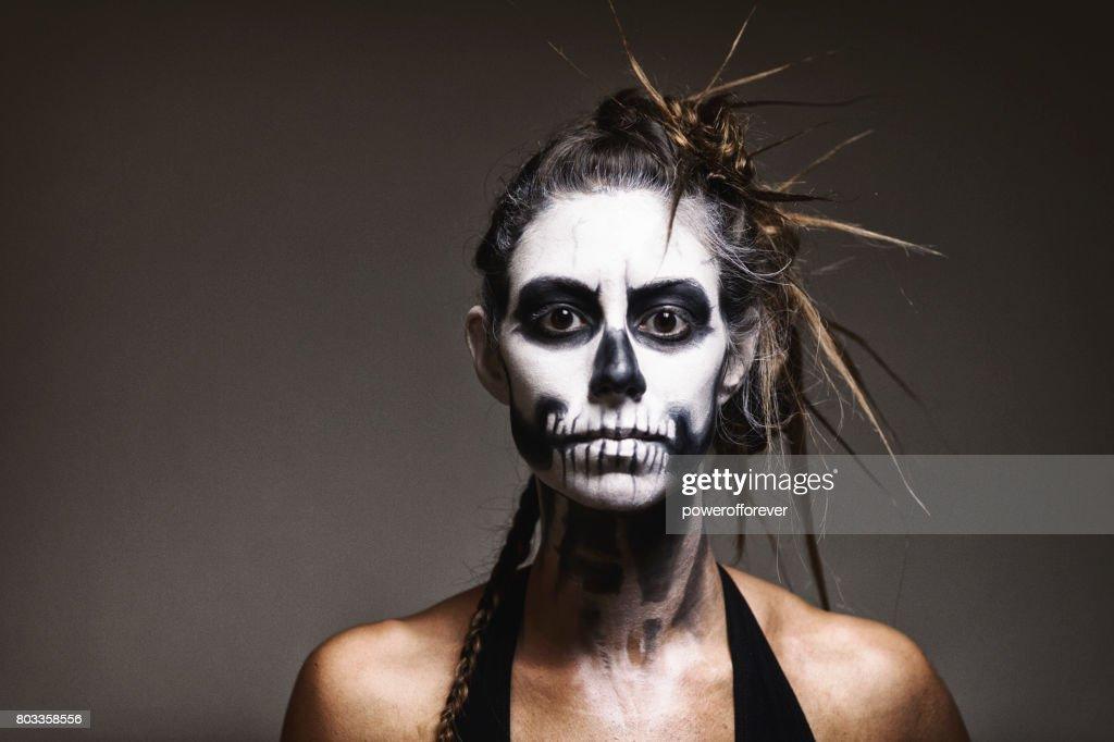 Skeleton Ballerina : Stock Photo