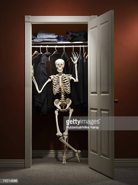 60 Top Skeletons In The Cupboard Pictures, Photos and
