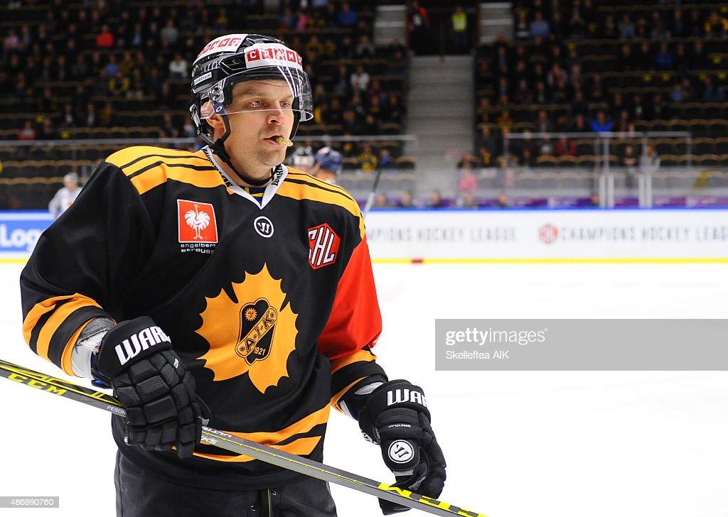Skelleftea AIK v Bili Tygri Liberec - Champions Hockey League : News Photo