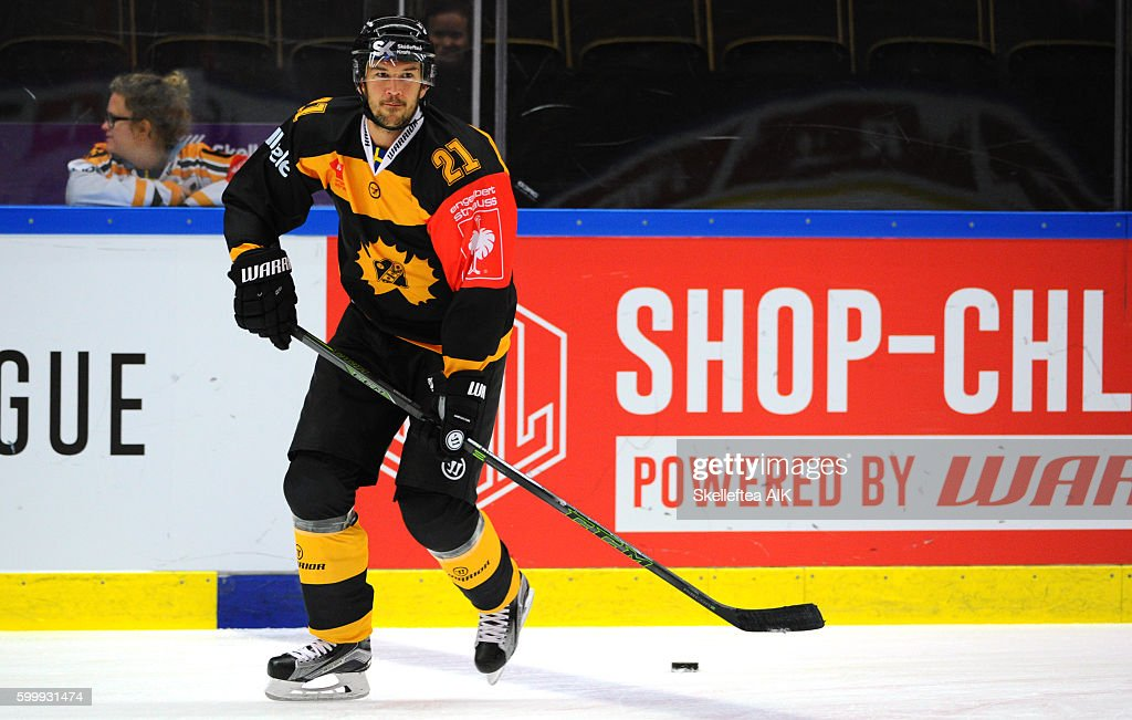 SWE: Skelleftea AIK v Vienna Capitals - Champions Hockey League