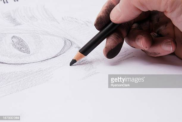 sketch artist - sketch stock pictures, royalty-free photos & images