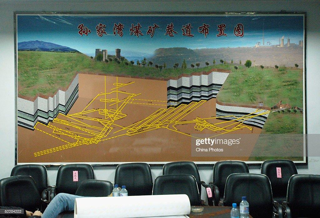 Coal Mine Explosion In Northeast China Killed 203 : News Photo