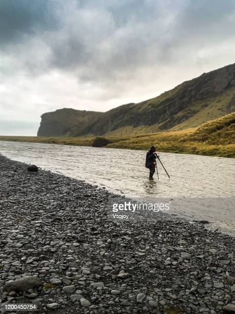 skógafoss vi, south iceland, iceland - vsojoy stock pictures, royalty-free photos & images