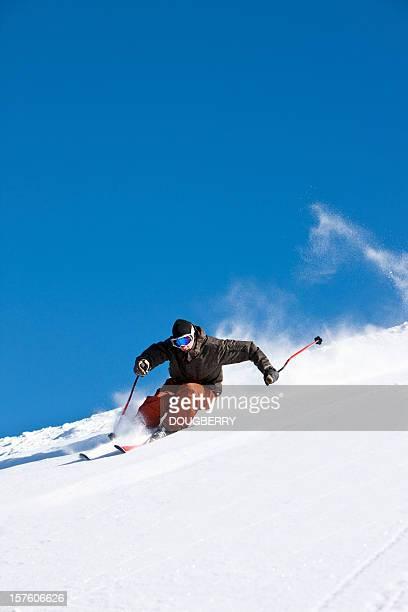 action de Ski