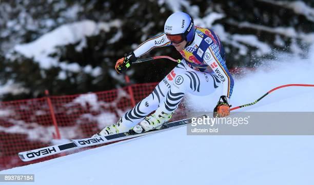 Ski Alpin Weltcup Saison 2016/2017 77 Hahnenkamm Rennen Abfahrt Training Josef Ferstl