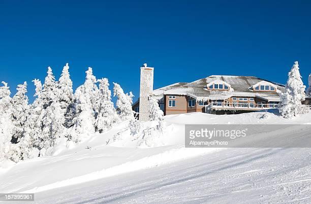 Ski chalet - II