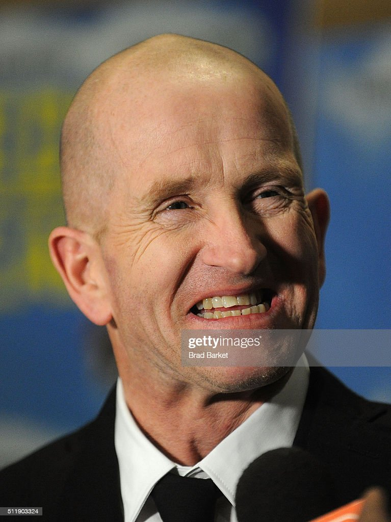 """Eddie The Eagle"" New York Screening : News Photo"