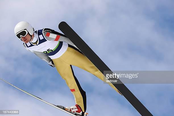 スキージャンプフライング