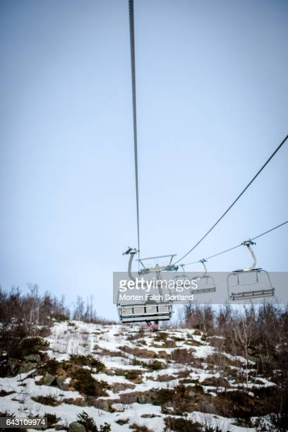 ski lift - winter sports event stock pictures, royalty-free photos & images