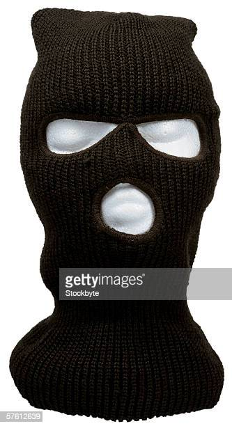 ski mask on dummy head - balaclava stock pictures, royalty-free photos & images
