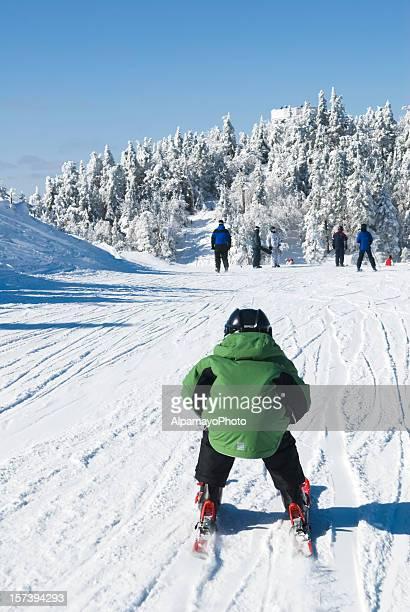 Ski time - VII