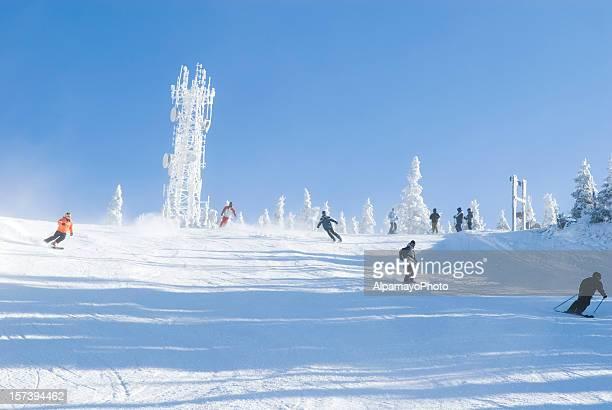 Ski time - X