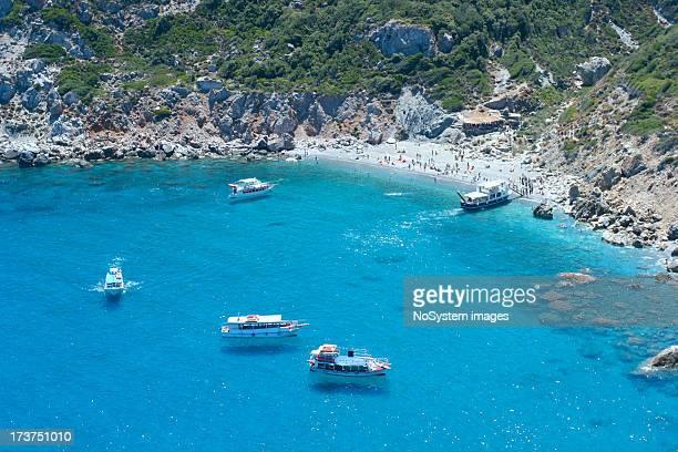 Skiathos perfect sea
