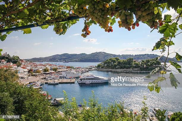 Skiathos' Port