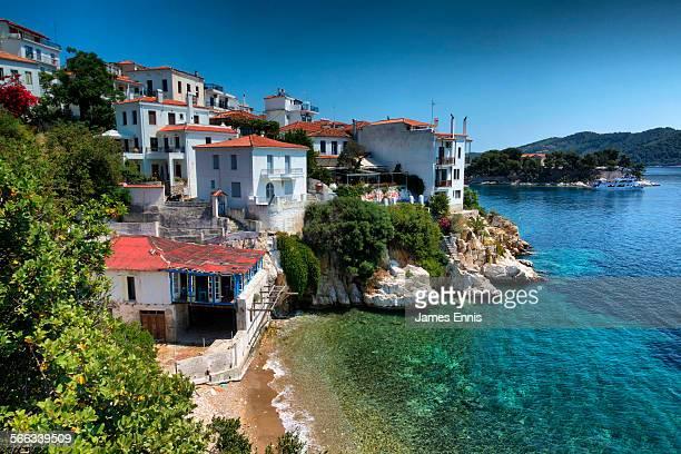 Skiathos Town, Greek Island of Skiathos