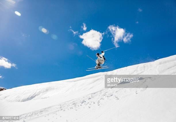Esquiador de salto