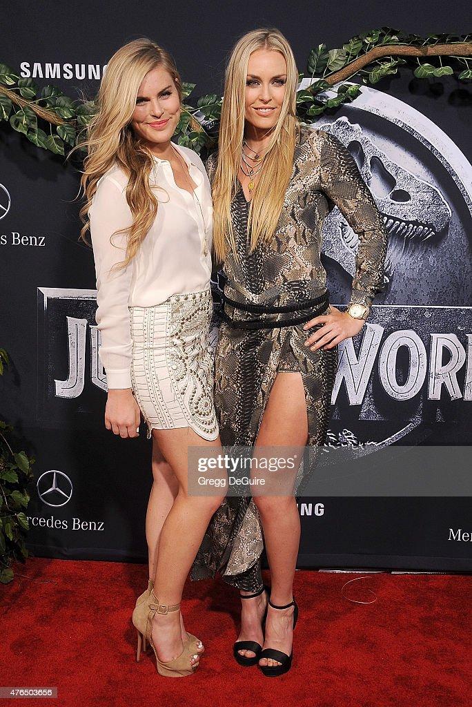 """Jurassic World"" - World Premiere  - Arrivals : News Photo"