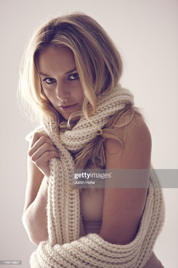 Lindsey Vonn, Men's Health Magazine, March 1, 2012