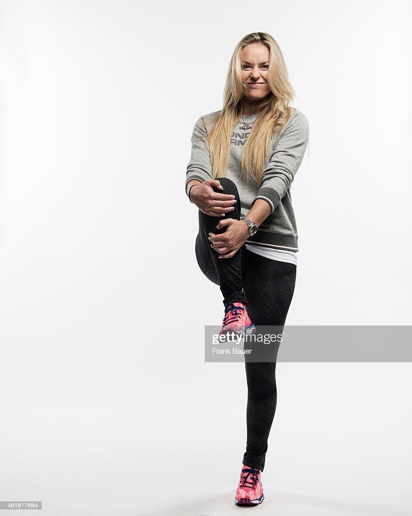 Lindsey Vonn, SZ Magazin Germany, December 12 2014