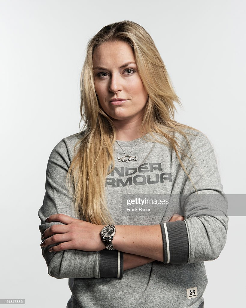 Lindsey Vonn, SZ Magazin Germany, December 12 2014