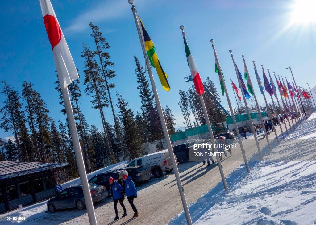 CAN: IBU Biathlon World Cup - Individual Competition