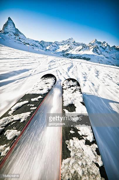Acção de Esqui
