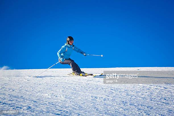 skiing - chamonix stock pictures, royalty-free photos & images