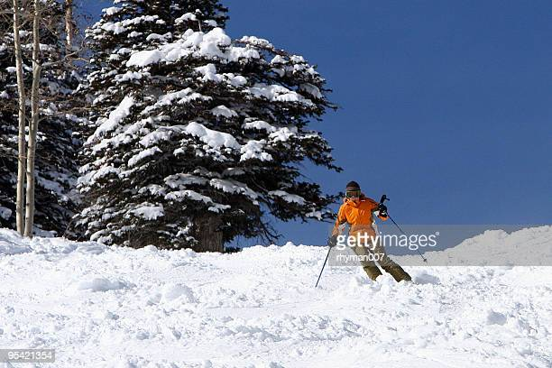 skiing - park city utah stock pictures, royalty-free photos & images