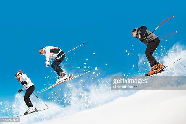 Esquí; Deporte de invierno