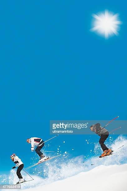 Skiing - Winter Sport