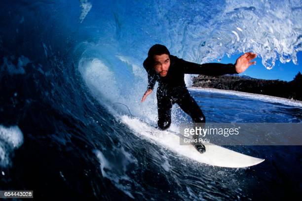Skillful Surfer