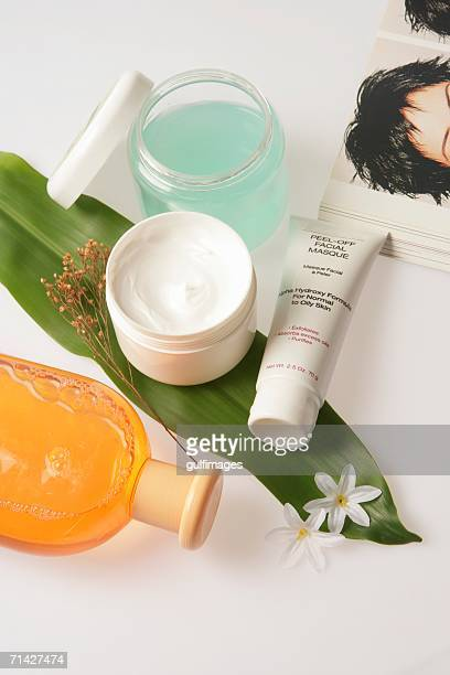 skin care accessories - face mask beauty product stock pictures, royalty-free photos & images