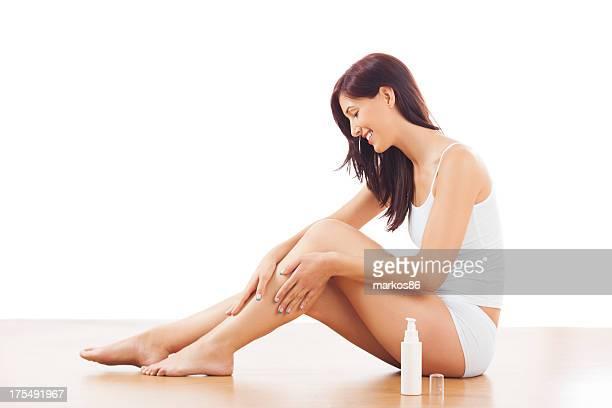 Hautpflege-Konzept