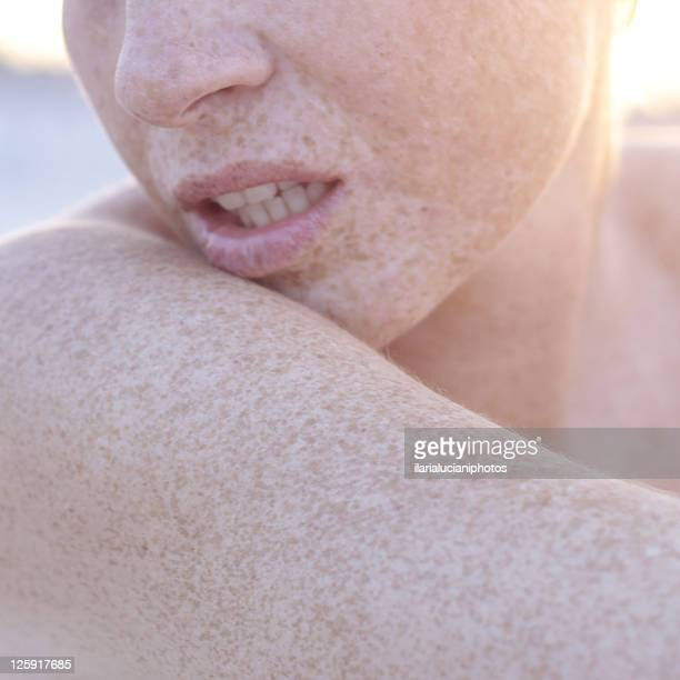 skin - human skin stock pictures, royalty-free photos & images
