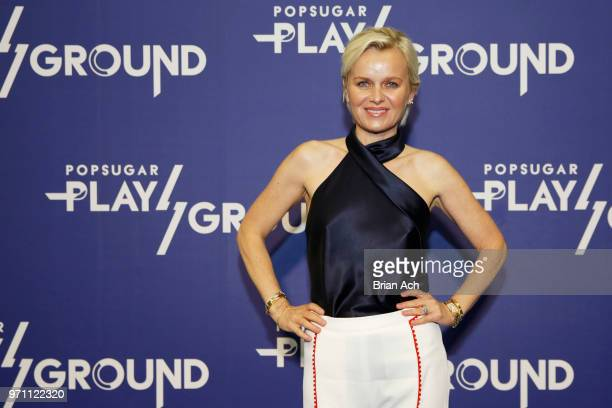 Skincare expert Dr Barbara Sturm attends day 2 of POPSUGAR Play/Ground on June 10 2018 in New York City