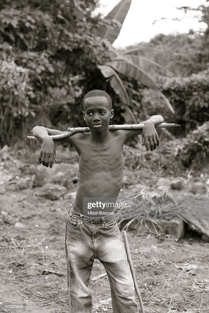Adolescents Skinny Afrique Photo - Getty Images-4240