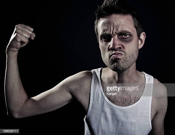 Skinny Strong Man
