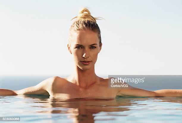 skinny-dipping - nakenbad bildbanksfoton och bilder