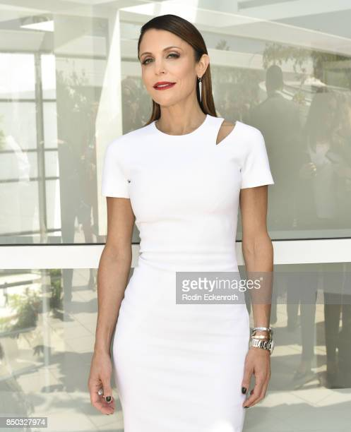 Skinnygirl Founder Bethenny Frankel attends the premiere of ABC's 'Shark Tank' Season 9 at The Paley Center for Media on September 20 2017 in Beverly...