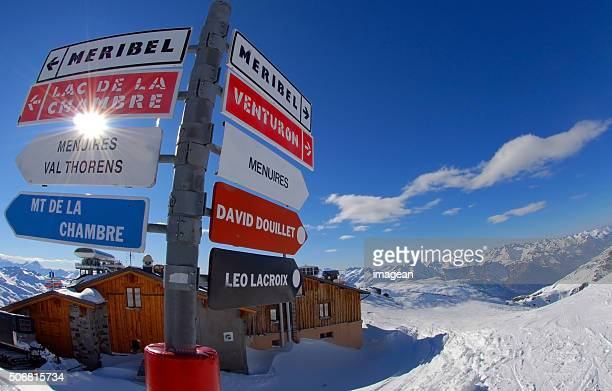Skiresort - Val Thorens - Courchevel - Meribel