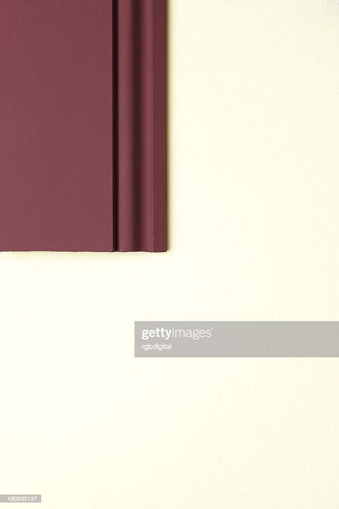 Skirting board : Stock Photo