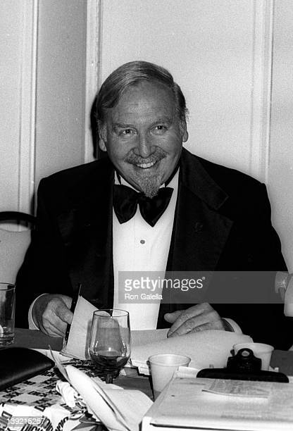Skitch Henderson attends an award ceremony at the New York Hilton Hotel, New York, New York, April 30, 1978.