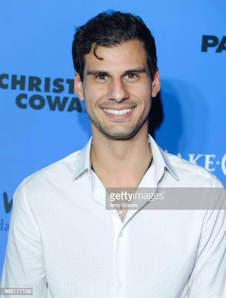 Skler Bible attends the PAPER Magazine Runway Benefit For MakeAWish Foundation at The Taglyan Complex on October 24 2017 in Los Angeles California
