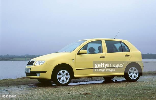 Skoda Fabia 14 2000 News Photo Getty Images