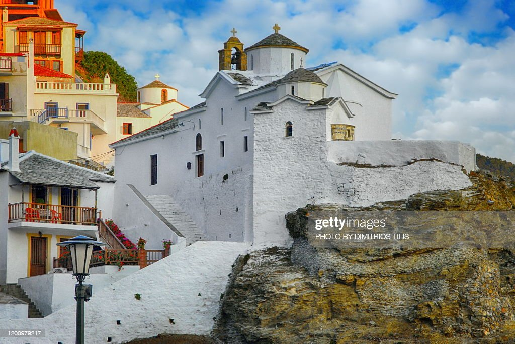 Skopelos emblematic point 2 : Photo