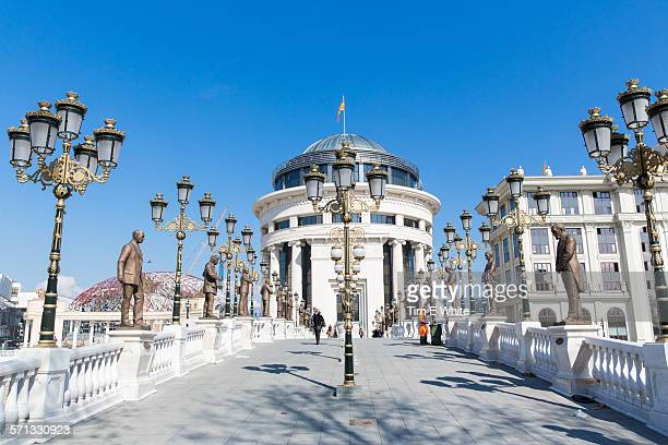 skopje, macedonia - skopje stock pictures, royalty-free photos & images