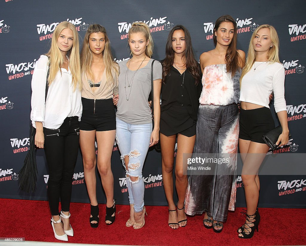 "Premiere Of Awesomeness TV's ""Janoskians: Untold and Untrue"" - Arrivals : News Photo"