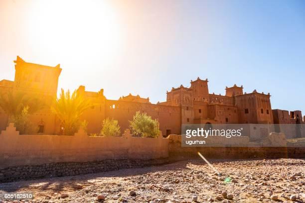 Skoura town, Morocco