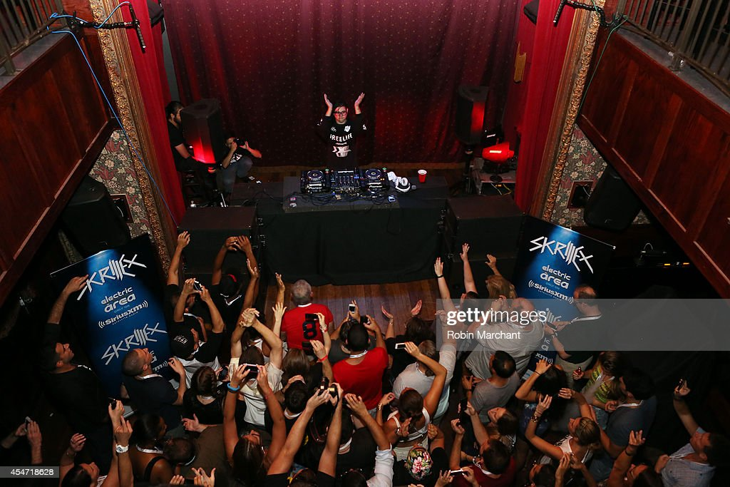 Skrillex Performs Private Concert For SiriusXM Listeners At The ...