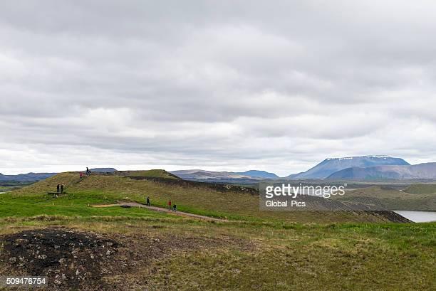 Skútustaðir, Akureyri - Iceland